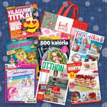 HÚSVÉTI kreatív magazin ajándékcsomag