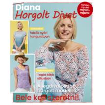Diana Horgolt Divat előfizetés éves