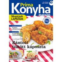 Príma Konyha előfizetés éves