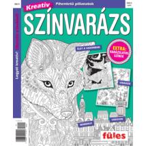 Kreatív Színvarázs 2020/2