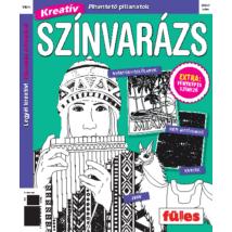 Kreatív Színvarázs 2020/3