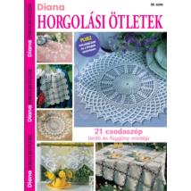 Diana Horgolási Ötletek 2018/60