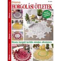 Diana Horgolási Ötletek 2018/63