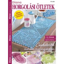 Diana Horgolási Ötletek 2019/64