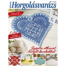 Diana Horgolásvarázs 2018/14