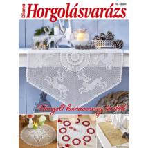 Diana Horgolásvarázs 2018/15