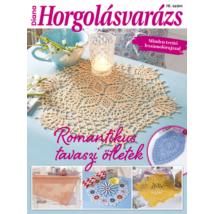 Diana Horgolásvarázs 2019/16