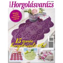 Diana Horgolásvarázs 2019/18