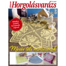 Diana Horgolásvarázs 2019/19
