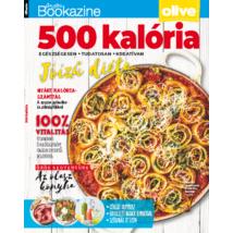 Gasztro Bookazine - Olive receptek 500 kalória alatt