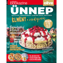 Gasztro Bookazine - Olive ünnepi receptek