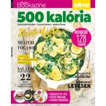 Gasztro bookazine 2021/1 - 500 kalória
