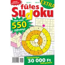 Füles Sudoku Extra 2019/1