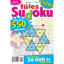Füles Sudoku Extra 2019/2