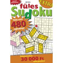 Füles Sudoku Extra 2019/4