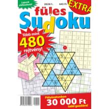 Füles Sudoku Extra 2020/1