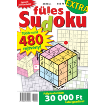 Füles Sudoku Extra 2020/2