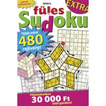 Füles Sudoku Extra 2020/3