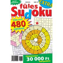 Füles Sudoku Extra 2020/4