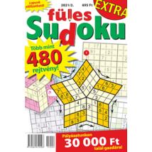 Füles Sudoku extra 2021/2
