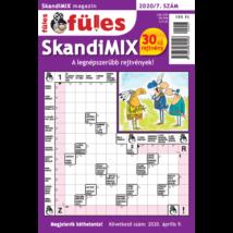 Füles SkandiMIX 2020/07