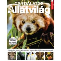 Füles Bookazine Csodálatos állatvilág 2018/2