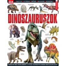Füles Bookazine Dinoszauruszok 2018/5