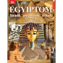Füles Bookazine Egyiptom, fáraók, piramisok, titkok 2019/2