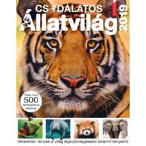 Füles Bookazine Csodálatos állatvilág 2019/3