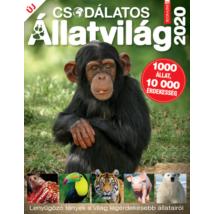 Füles Bookazine Csodálatos állatvilág 2020/3