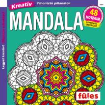 Kreatív Mandala 2020/5