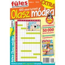 Füles Olasz Módra Extra 2019/4