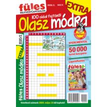 Füles Olasz Módra Extra 2020/2