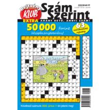 Rejtvény KLUB Extra (Szám szerint) 2020/03