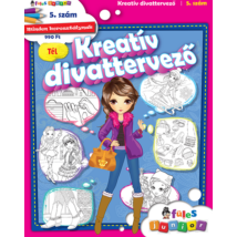 Kreatív Divattervező 2020/5 tél
