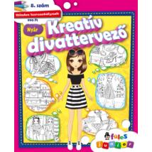Kreatív Divattervező 2020/8 nyár