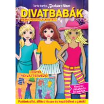 Tarka Barka barkácsfüzet 2020/43 divatbabák