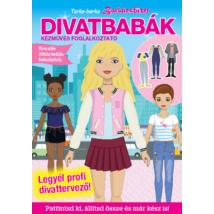 Tarkabarka barkácsfüzet 2021/48 - divatbabák