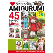 TOP Bookazine Szeretünk Amigurumi
