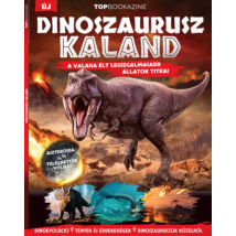 TOP Bookazine 2020/1 Dinoszaurusz kaland