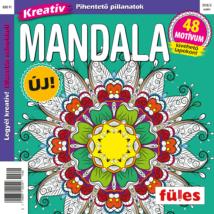 Kreatív Mandala 2016/2
