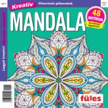 Kreatív Mandala 2019/1