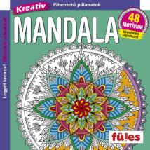 Kreatív Mandala 2019/2