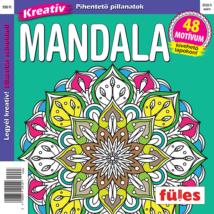 Kreatív Mandala 2019/3