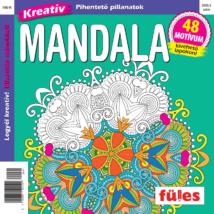 Kreatív Mandala 2020/1