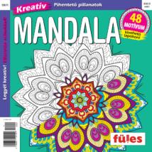 Kreatív Mandala 2020/2