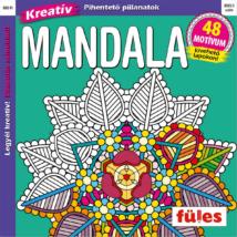 Kreatív Mandala 2020/3