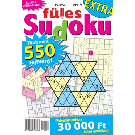 Sudoku Extra előfizetés éves
