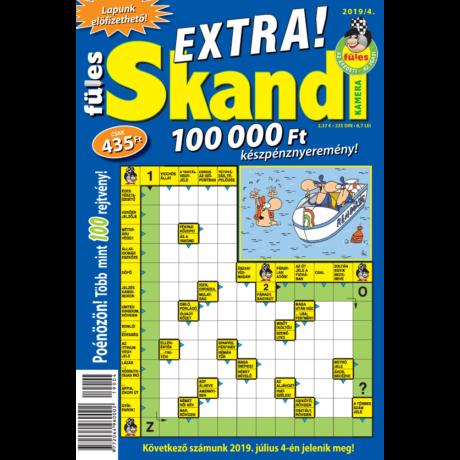 Füles Skandi Extra előfizetés éves
