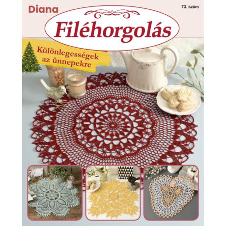 Diana Filéhorgolás 2018/73